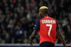 """L'agente di Osimhen: """"Gli hanno promesso un'offerta migliore del Napoli"""""""