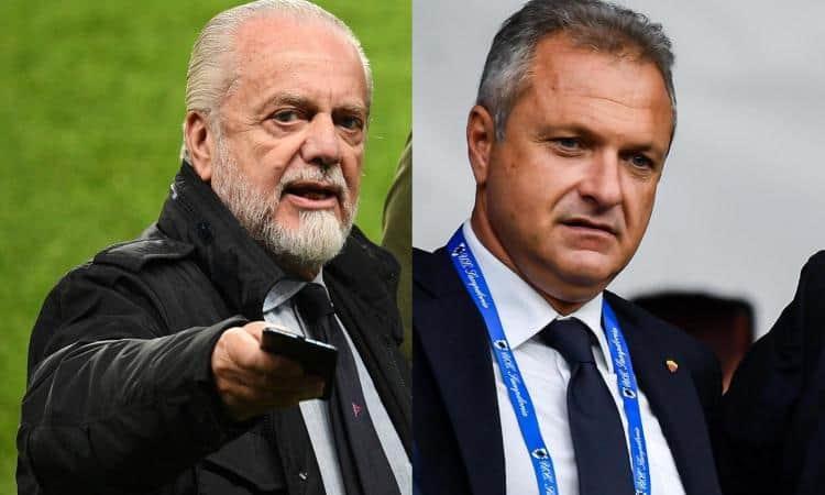 Napoli e Roma lite per le norme anti-covid. Salta l'affare Under