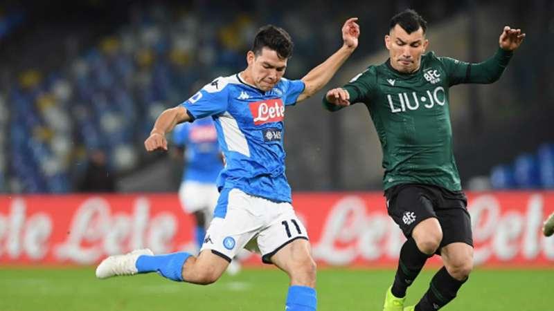 Bologna - Napoli le formazioni ufficiali
