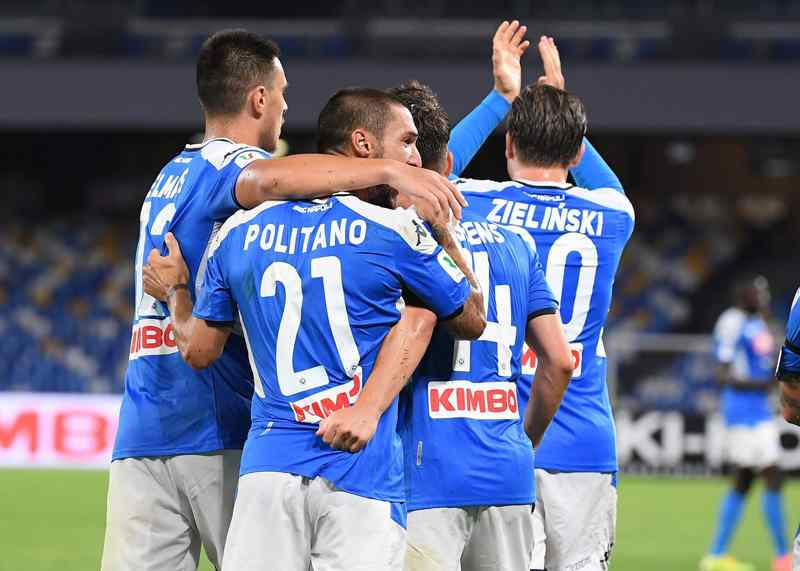 napoli udinese commento sscn