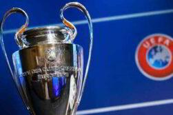 sorteggio champions napoli final eight