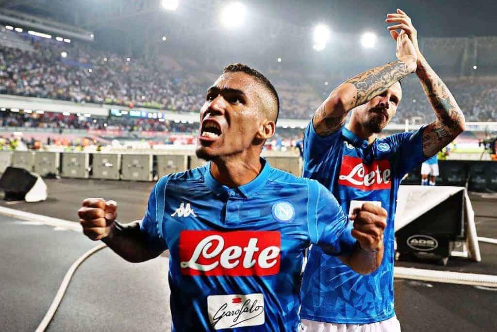 Everton Allan Napoli
