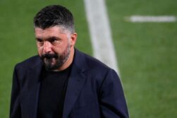 Pedullà incontro De Laurentiis Gattuso