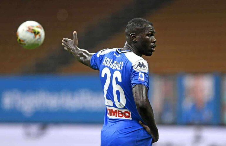 koulibaly conteso da tre top club