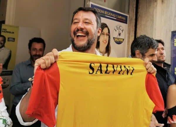 Salvini Benevento