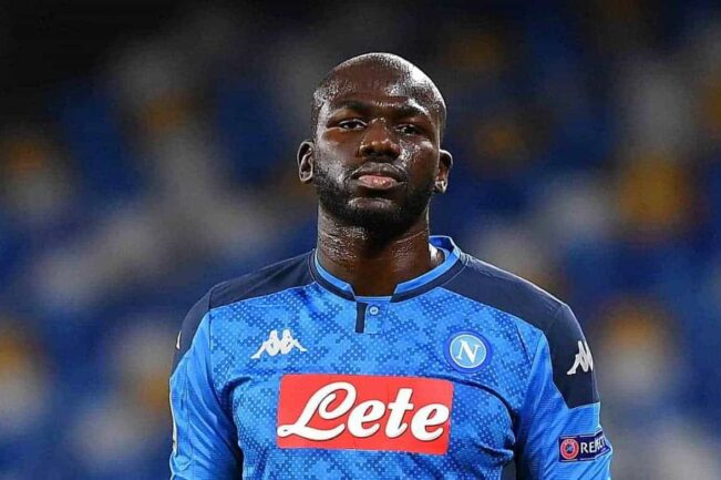 KOULIBALY CITY PSG