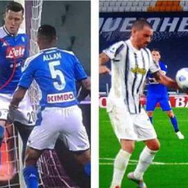 """Pistocchi: """"Rigore, differenze stra Zielinski e Bonucci?"""". Serie A col verme"""