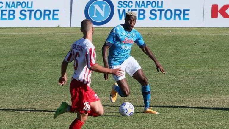Sporting Lisbona Napoli streaming