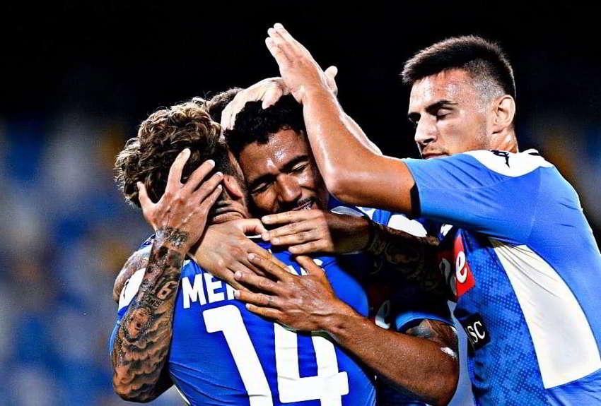 """Napoli, Allan saluta i tifosi: """" Vi dico solo grazie di tutto"""""""