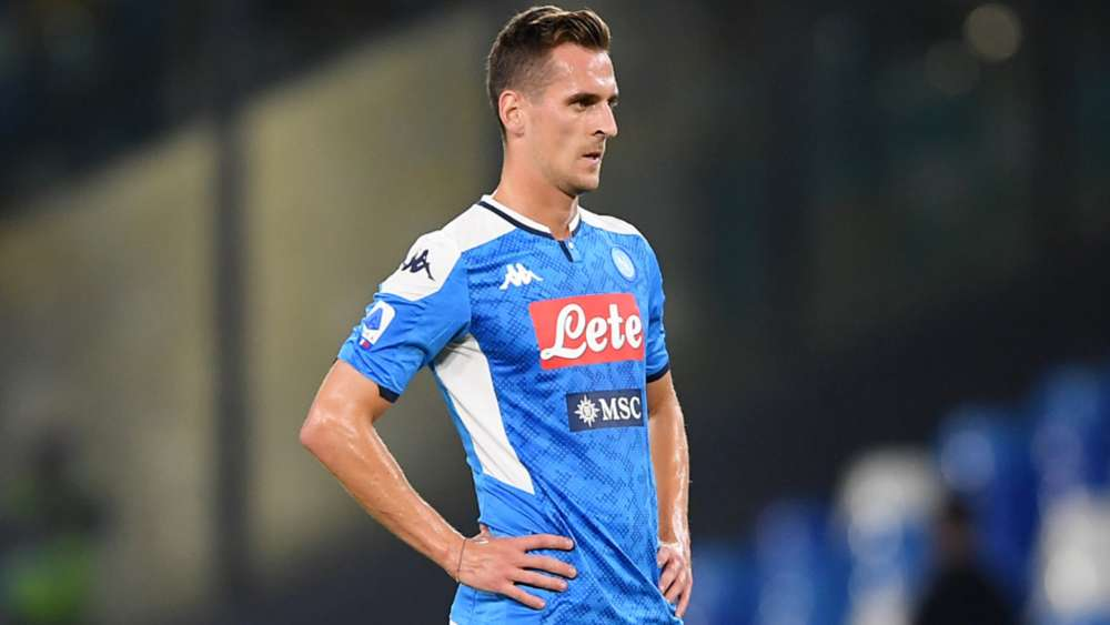 Milik-Tottenham, la proposta del Napoli per chiudere