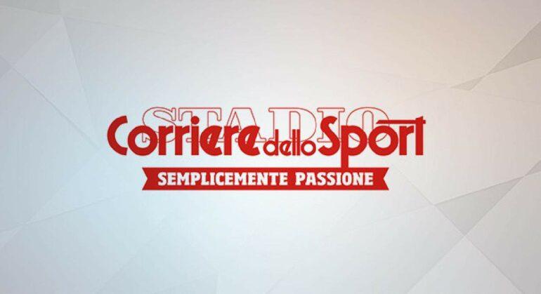 Corriere dello Sport, prima pagina