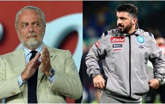 """Gattuso a De Laurentiis: """"Prendiamolo, saremo davvero forti e completi"""""""