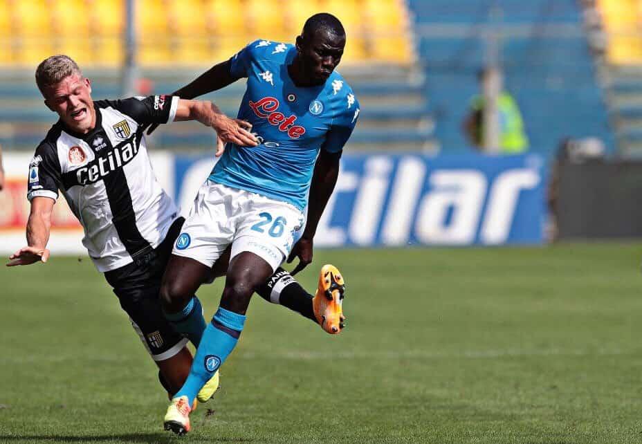 Napoli, Koulibaly lancia un segnale a De Laurentiis
