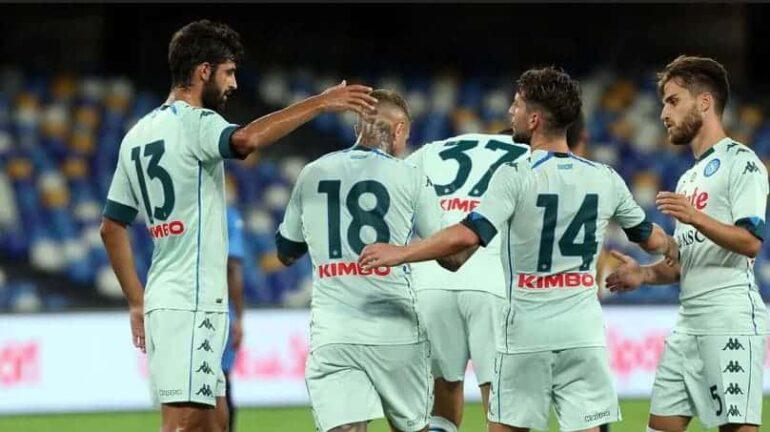 Napoli Pescara 4-0