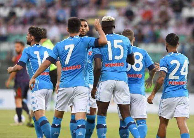 Ecco come giocherebbe oggi il Napoli di Gattuso