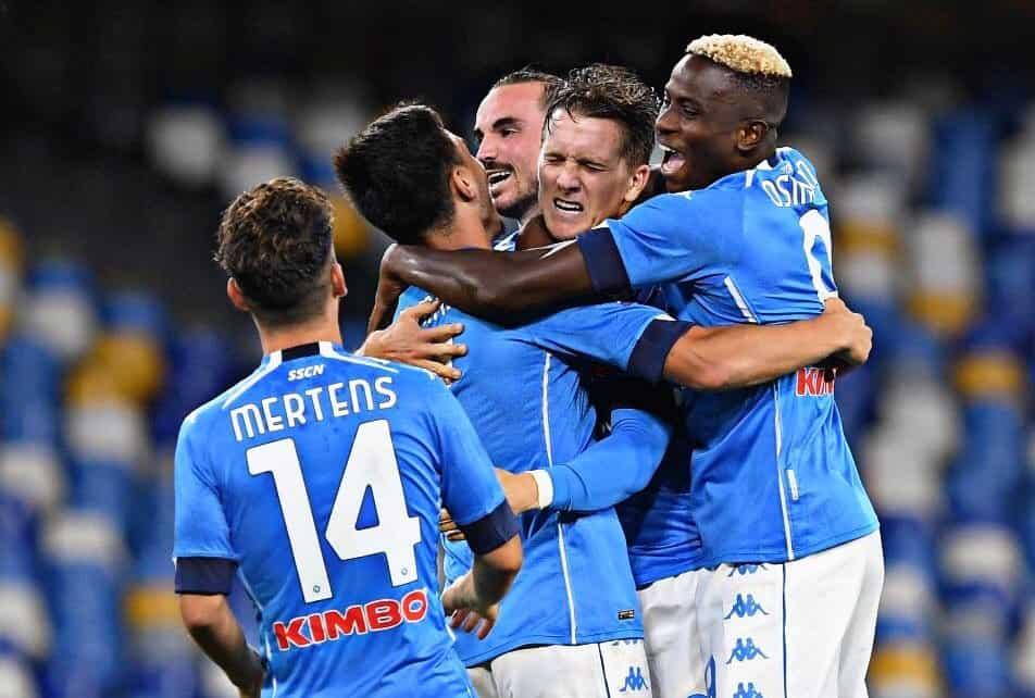 Napoli Genoa 6-0