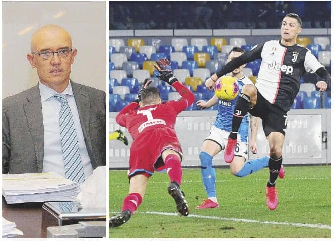 giudice sportivo Gerardo Mastrandrea