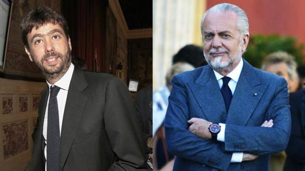 Da Torino ancora un attacco al Napoli e il presidente Aurelio De Laurentiis