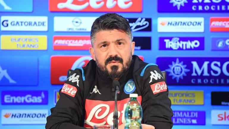 Gattuso Napoli AZ Alkmaar