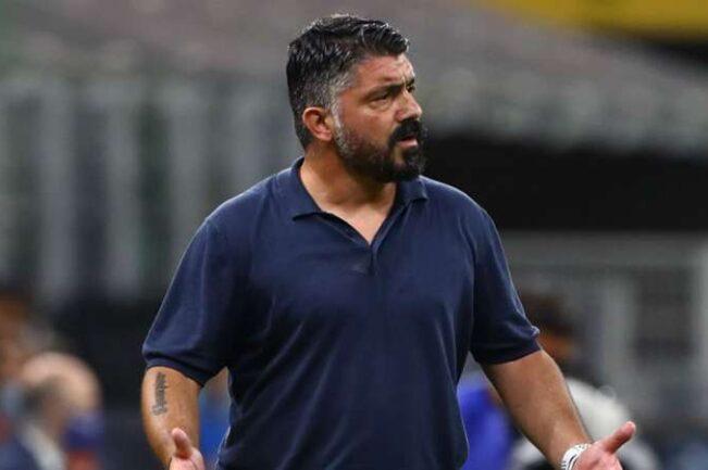 Gattuso Napoli Atalanta