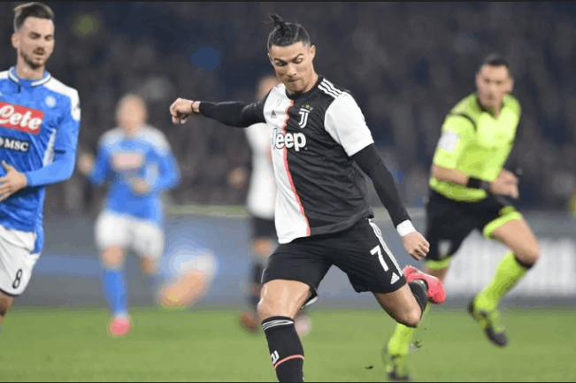 Juventus-Napoli 3-0 a tavolino
