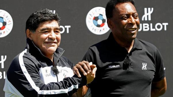 Maradona o Pelè, Sconcerti