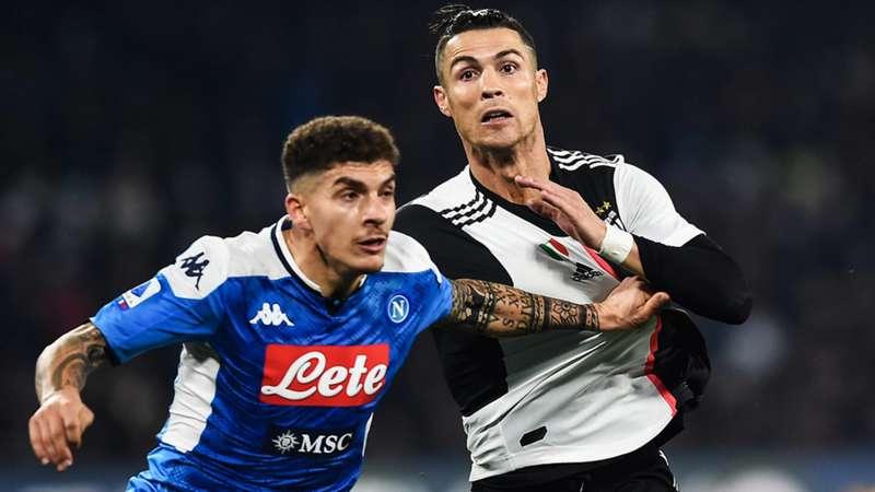 Juventus Napoli saltata