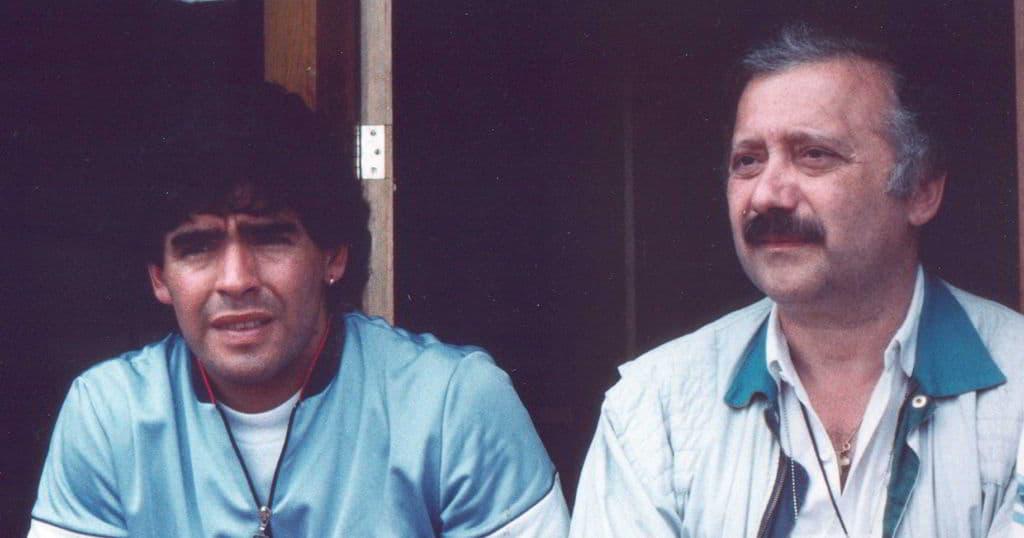 Gianni Minà Maradona
