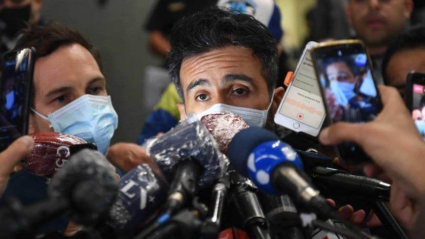 Maradona operato