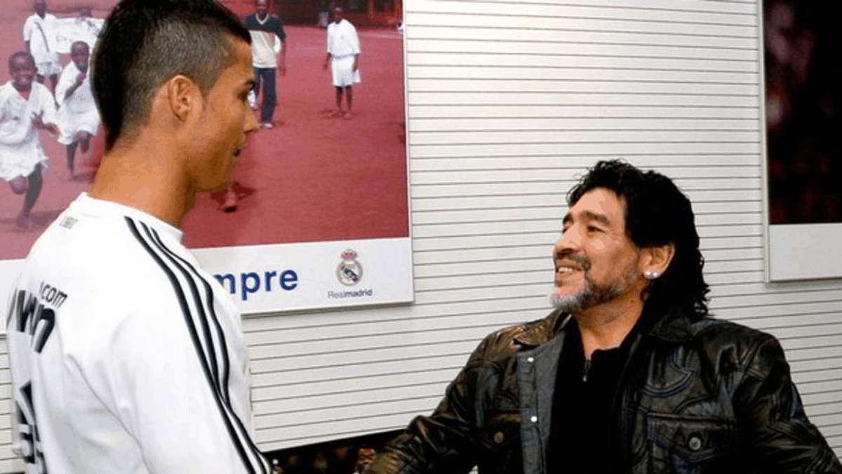 Maradona evasore
