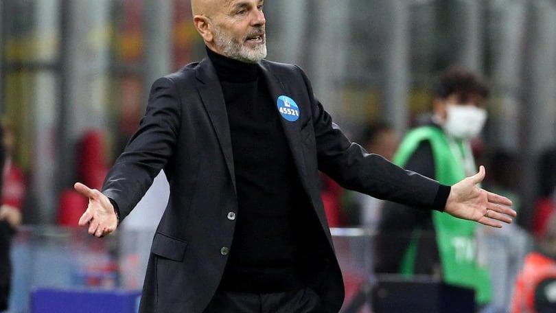 Milan, Pioli positivo al Covid, col Napoli non ci sarà