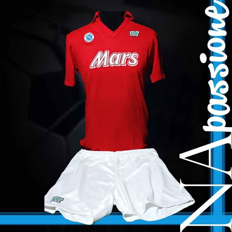 maglia rossa maradona atalanta