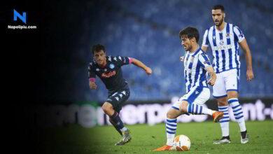Napoli Real Sociedad streaming