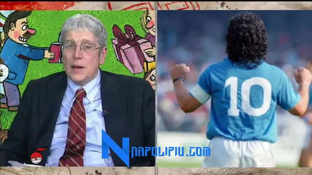 Mario Giordano Maradona