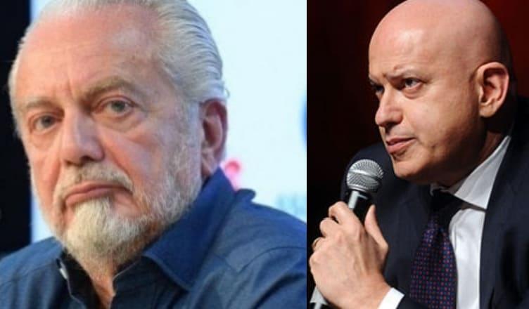"""De Paola : """"De Laurentiis deve dimettersi, ha commesso tre gravi errori"""""""