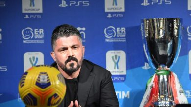 gattuso conferenza supercoppa
