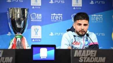 insigne conferenza supercoppa
