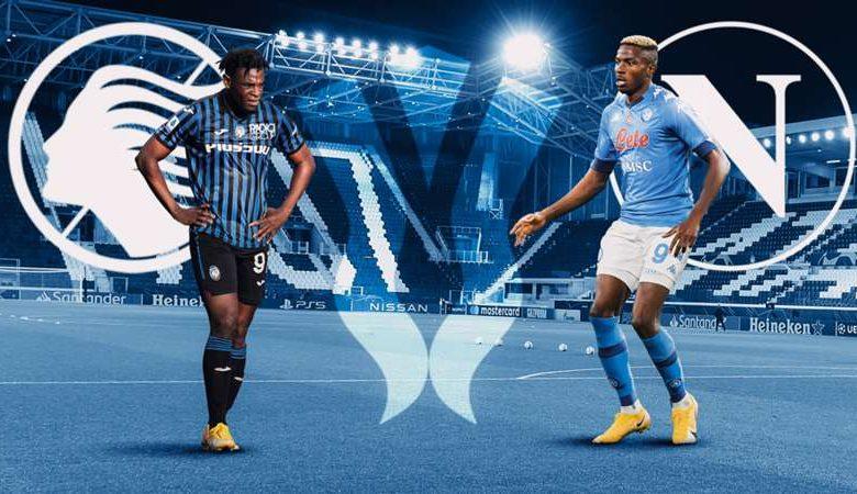Atalanta-Napoli: tv, streaming, formazioni
