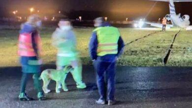 incidente aereo mertens