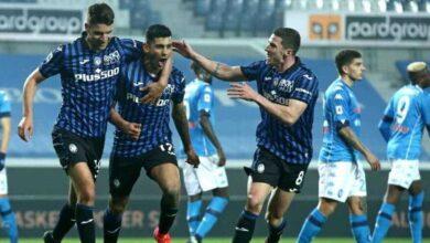 Atalanta-Napoli 4-2