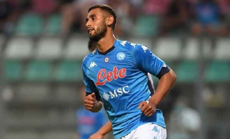 ghoulam positivo covid 19