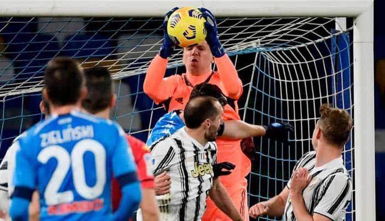 Napoli Juventus pagelle