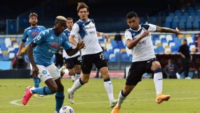 streaming live atalanta napoli