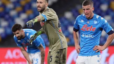Ospina e Demme ko Napoli in emergenza