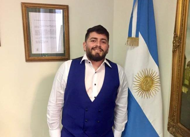 diego maradona jr argentino