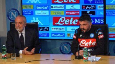 De Laurentiis Gattuso Napoli