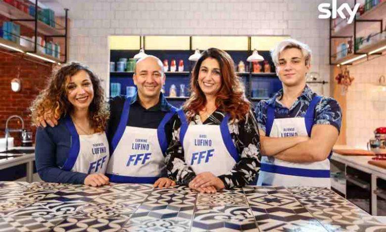 lufino family food fight