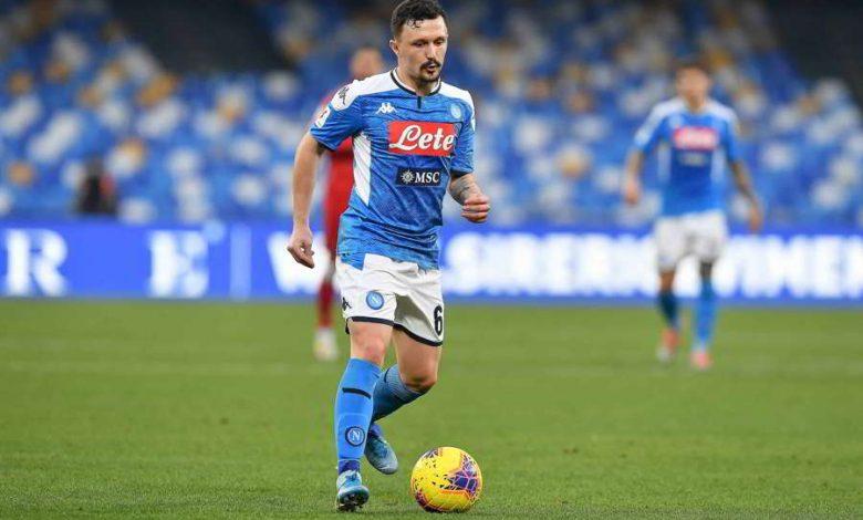 Napoli-Benevento, Spalletti con il 4-2-3-1, ruolo inedito per Mario Rui