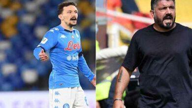 Gattuso Mario Rui motivi allenamento