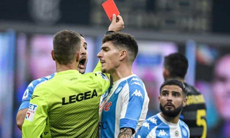 Serie A il Napoli è la squadra più maltrattata dagli arbitri. Ecco il dossier